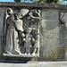 Nepomuk (oder St.Nikolaus) als Brückenheiliger