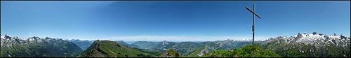 Panorama Sisiger Spitz