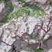 Meine Route (Nummer 520) von Vusanje auf dem höchsten Gipfel Montenegros.