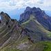 Spannende Gipfel: Schaflägerzähne, Mittaghorn, Geyerhorn, etc...