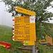 Start bei der Alp Ober Axen - auf genau 1000m. Interessant ist der Vergleich mit [http://www.hikr.org/gallery/photo334849.html diesem Foto hier] - hier wurden offenbar Höhe und Gehzeiten nachgemessen.