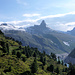 Rückblick zum Fanellhorn