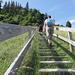 Ungezählte Treppenstufen