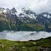 Sicht richtung Oberalpstock bzw. Staldenfirn