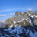 Der Dejenstock in den letzten Sonnenstrahlen - ein lohnendes Gipfelziel!