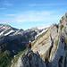 Ausgesetztheit pur – [U Maveric] in seinem Alpstein
