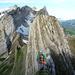 Ein Bergsteiger-Traum – die Überschreitung der Altenalptürm!