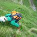 T6, Gebiss im Gras – Idylle am SE-Sporn des Hängeten Ostgipfels