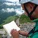 [U Maveric] ist begeistert! Das Gipfelbuch ist aus einem zwei Jahrzehnte langen Dornröschenschlaf erweckt