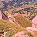 Bis zu diesem Aussichtspunkt oberhalb der Gletscherzunge führte der damalige Leiternweg 1974.