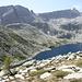 Lago grande della Crosa