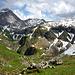 Herrlich wildes Lechquellengebirge