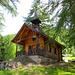 Holzkapelle bei Planchouet