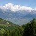 Blick ins Val de Nendaz