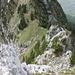 Abstieg Haggenspitz-Griggeli