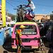 Arrivé à Analavory, on a vite pu négocier un taxibrousse pour rentrer à Antananarivo