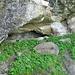 Höhle in der Region Tristenboden
