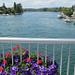 Blick von der Rheinbrücke nach Südwesten