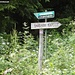 Zahlreiche Wanderwege durchziehen das Gebiet