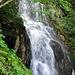 das Wasser der emme fließt zu Tal