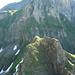 Der Übergang zum Gamsberg – nach der durchwanderten Nacht und 5000 Höhenmeter in den Beinen musste ich vernünftigerweise zugeben, dass das nicht mehr drinliegt