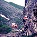 Berghaus Männdlenen 2344 m, Hütte am Weg zum Faulhorn