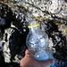 Beim meinem Biwak auf etwas 3050m findet man viele kleine Bäche mit Schmelzwasser vom Gredetschgletscher so dass ich kein Schnee schmelzen musste um Suppe und Tee zu kochen.