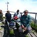 Auf dem Gipfel des Tomlishorn 2128m