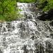 Einer der vielen Wasserfälle.