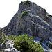 Klettereinlage zum Geißalphorn