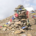 Pizzo Campo Tencia, vetta e bandierine tibetane (forse) di [u Floriano]