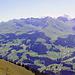 Aussicht vom Schwandfeldspitz
