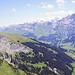 Panorama von Furggialp aus