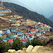 Namche Bazar - quirliger Treffpunkt aller Trekker, die zum Everest wollen