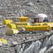 die Expeditionen sind schon eingetroffen, das Kuppelzelt ist das Zelt der nepesischen Regierung, die die Permits überprüft