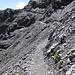 Querung Alpschelegrat - Under Allme