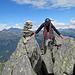 Gipfel Pizzo del Prévat