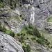 Zoom von der einen Steilstufe
