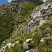 Abstieg ins Val da Fain
