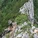 Gipfelgrat des mittleren Rotofen
