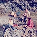 1977 Picknick beim Er de Chermignon
