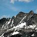 Piz Tschütta S-Wand von Piz Nair 3002m