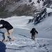Tausend Meter Tiefe - der Vedretta Cedec