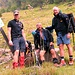 Auf den Wanderweg von den Glieshöfen zur Oberetteshütte