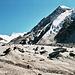 Noch erreicht das Eis des Glacier des Follats die Gletscherzunge.