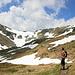 hinten der Grat vom Schafseidel(rechts) zur Aleitenspitze