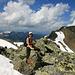 Übergang zur Aleitenspitze
