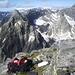 Madone NE-Grat, Camino und Pizzo Orsalia vom P.Orsalietta