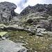 Aufstiegsschlucht am Camino
