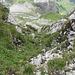 Die im vorhigen Foto beschrieben direkte Route über dem Chastelendossen von oben gesehen.<br /><br />Foto aufgenommen am 25.07.11, wo ich diese Route bei der Rekotour benutzt habe.